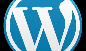Logo của Wordpress - giản thể