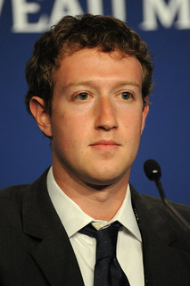 Mark Zuckerburg - CEO Facebook