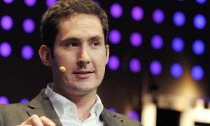 Kevin Systrom - CEO sáng lập ra Instagram