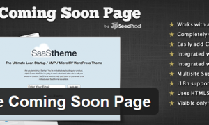 Ultimate comming soon Page
