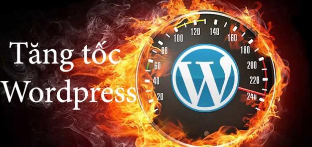 Tăng tốc cho website bằng WordPress của bạn