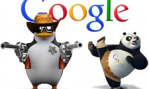 Google Panda và Google Penguin