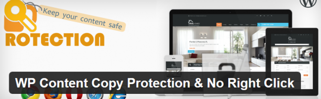 Plugin WP Content Copy Protection & No Right Click