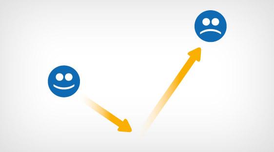 Bounce rate - chỉ số hạnh phúc của một website