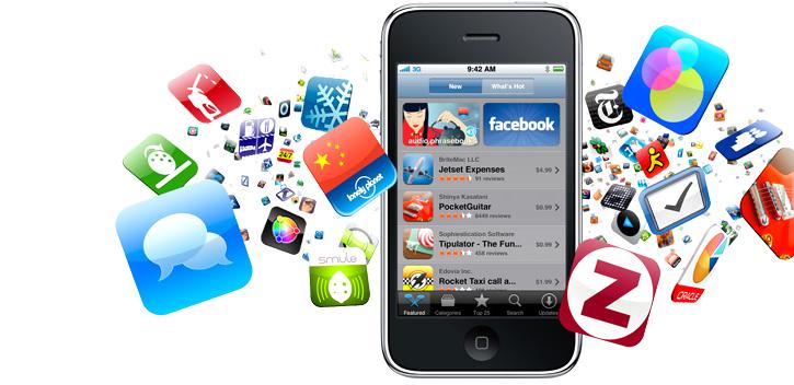 Phát triển ứng dụng di động là nguồn thu nhập khủng cho nhiều người ( ảnh minh họa)