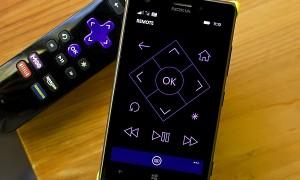 Một phần mềm remote trên Windows Phone
