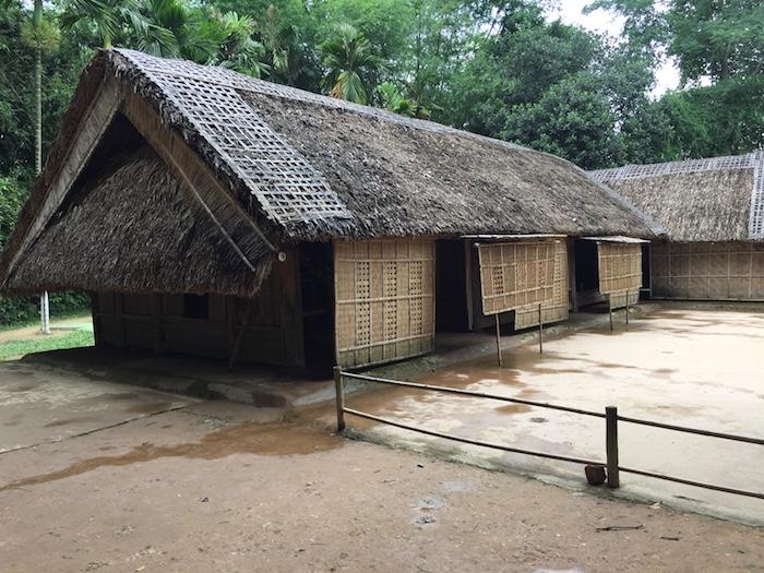 Ngôi nhà của gia đình Bác tại làng Kim Liên, Nam Đàn, Nghệ An