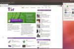 Trình duyệt Tor trên hệ điều hành Ubuntu