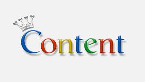 Với Google và người dùng, nội dung là vua