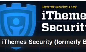 iThemesSecurity giúp chúng ta bảo mật hệ thống rất tốt