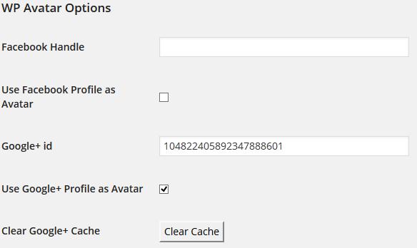 Cài đặt mạng xã hội nào để hiển thị Avatar