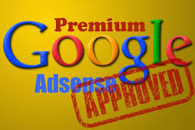 Google Premium Adsense Account