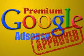 Google Premium Adsense Account