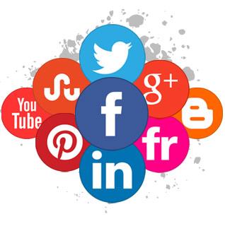 Social Marketing tận dụng toàn bộ mạng xã hội