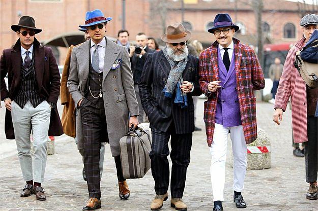 Phong cách old school trong thời trang