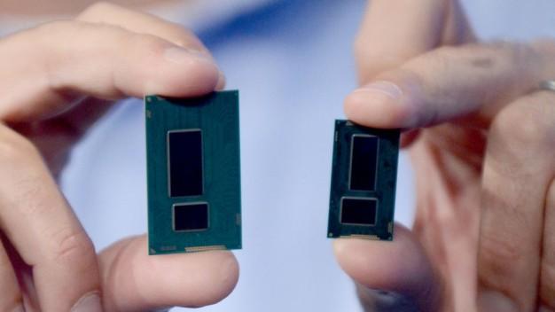 CPU Intel mã Haswell và Broadwell