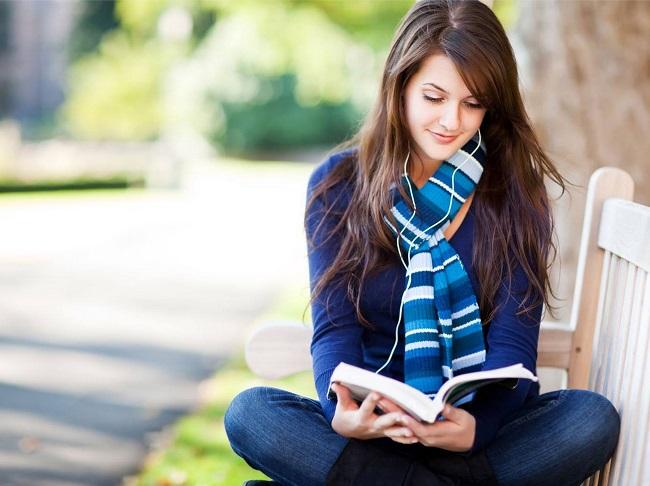 Đọc sách có nhiều lợi ích