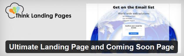 Plugin Ultimate Landing Page