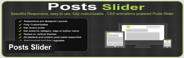 Plugin Posts Slider
