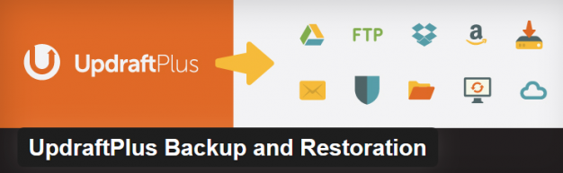 plugin UpdraftPlus Backup and Restoration