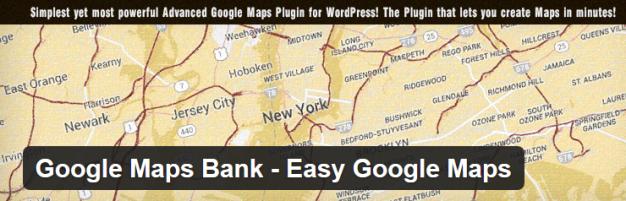 Plugin Google Maps Bank