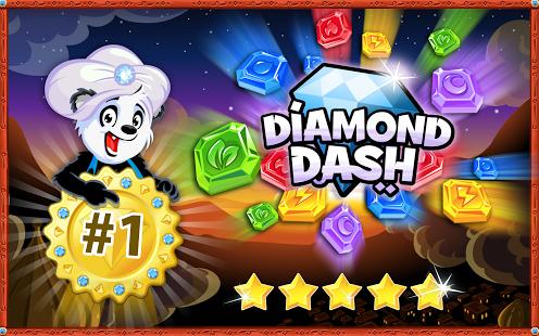 Game Diamond-dash