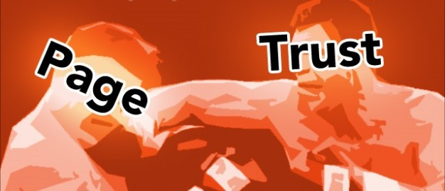 TrustRank vs Pagerank