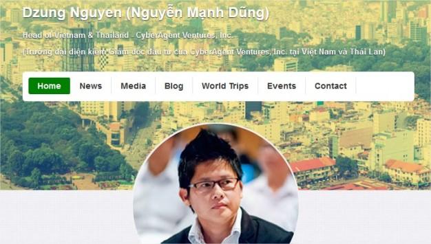 Blog của Dzung Nguyen