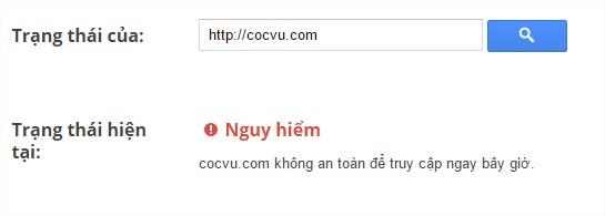 Công cụ kiểm tra bảo mật website của Google