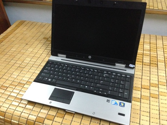 Laptop HP Elitebook 8540p