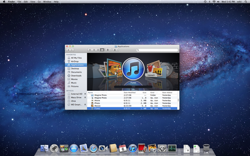 Hệ điều hành MacOSX Lion