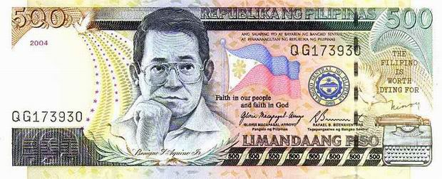 Tiền Peso Philippin