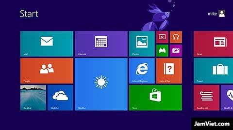 Windows 8 tăng tốc khởi động và hiệu năng máy tính