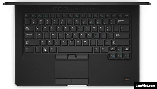 Bàn phím của Dell Latitude 6430u