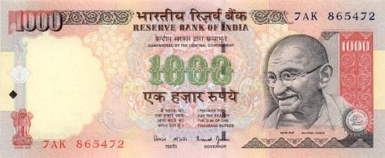 Rupee Ấn độ