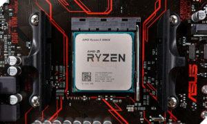 CPU AMD Ryzen 5 1500X đang được đánh giá cao về hiệu năng render