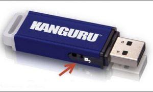 Ảnh: Cách sửa lỗi USB Write Protected