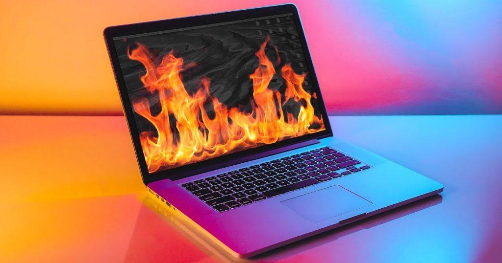 Macbook bị nóng, làm thế nào để Macbook mát hơn ?