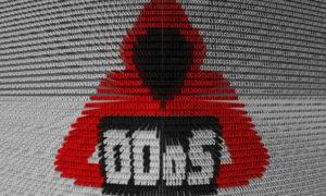 ẢNh minh họa tấn công DDOS