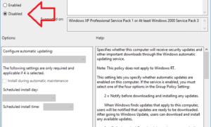 Cách tắt tự động Update Windows 10 vĩnh viễn