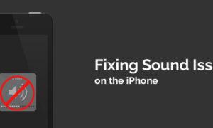 Iphone bị mất tiếng loa ngoài khi nghe nhạc ? Cách khắc phục ra sao ?