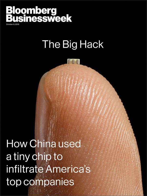 CHIP gián điệp của Trung Quốc nhỏ xíu gắn trong main mạch của SuperMicro - bloomberg