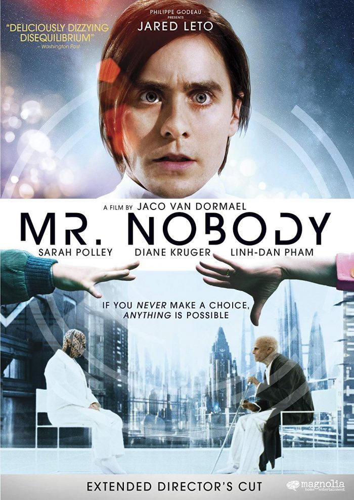 POSTER phim Mr. Nobody