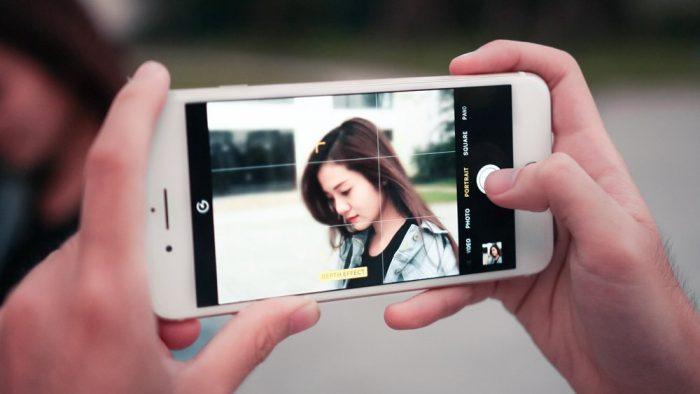 Chụp ảnh và quay phim trên Iphone rất chân thực