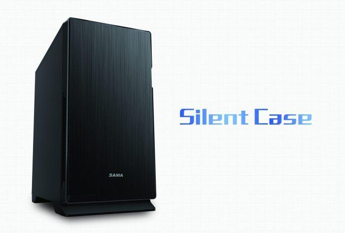 Case máy tính chống ồn