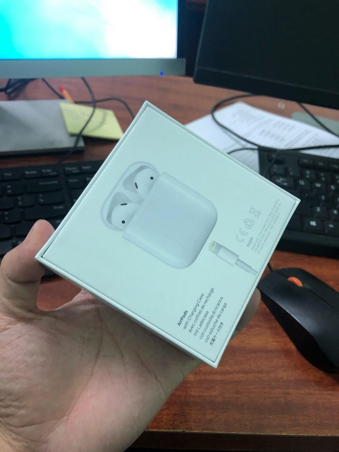 Hộp Apple Airpods 2
