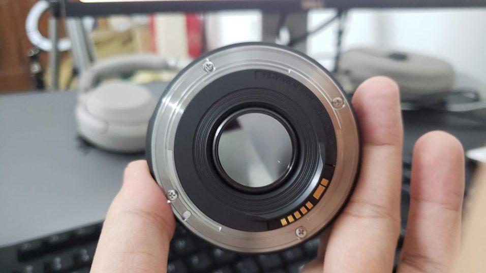 Ống kính Canon 50mm F1.8