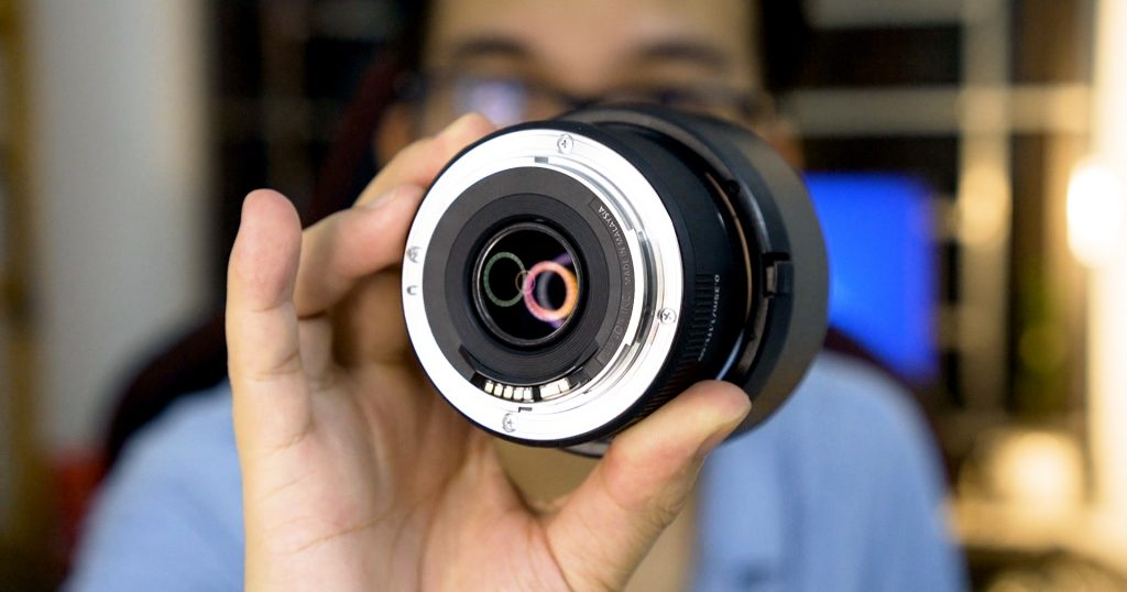 Ống kính Canon 50mm F1.8 – Full review